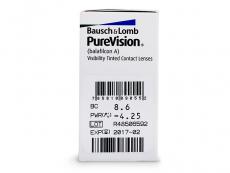 PureVision (6lente) - Attributes preview