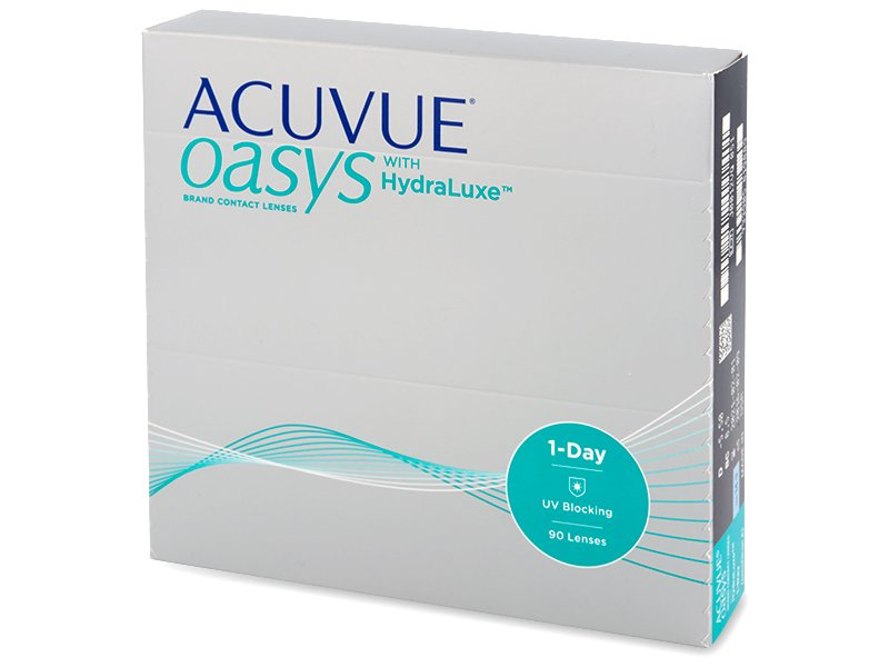 Acuvue Oasys 1-Day (90 lenses) - Lente Ditore