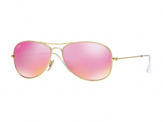 Syze Dielli Ray-Ban Aviator Cockpit RB3362 - 112/4T