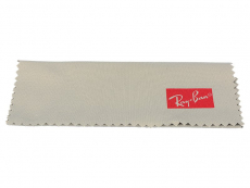 Syze Dielli Ray-Ban Aviator Cockpit RB3362 - 112/4T  - Cleaning cloth