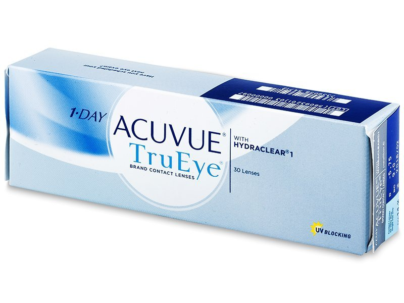 1 Day Acuvue TruEye (30 lente) - Daily contact lenses