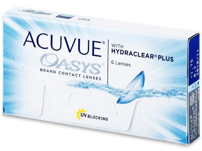 Acuvue Oasys (6lente) - Bi-weekly contact lenses