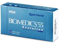 Biomedics 55 Evolution (6lente) - Previous design