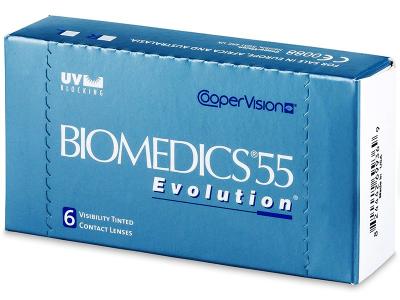 Previous design - Biomedics 55 Evolution (6lente)