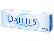 Lente kontakti Ditore - Focus Dailies All Day Comfort (30 lente)