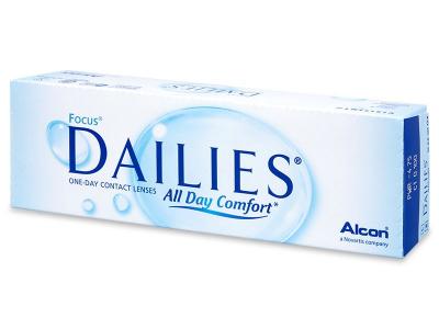 Focus Dailies All Day Comfort (30lente) - Lente Ditore