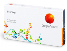 Proclear Compatibles Sphere (6 lente) - Monthly contact lenses