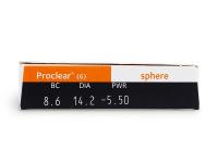 Proclear Compatibles Sphere (6lente)