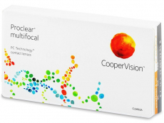 Proclear Multifocal (3lente) - Multifocal contact lenses