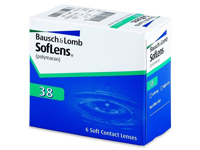 SofLens 38 (6 lente) - Monthly contact lenses
