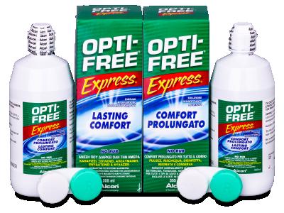 OPTI-FREE Express solucion 2x355ml