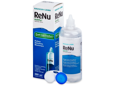 ReNu MultiPlus solucion 360 ml  - Cleaning solution