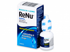 ReNu MultiPlus Drops 8 ml  - Eye drops