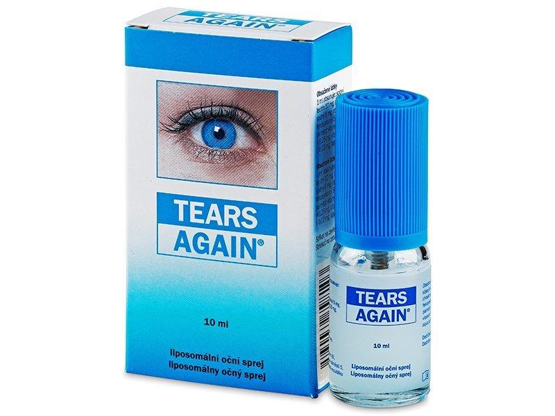 Tears Again Eye Spray 10ml  - Eye spray