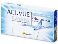 Acuvue Oasys for Astigmatism (6lente)
