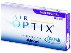 Air Optix Aqua Multifocal (3lente)
