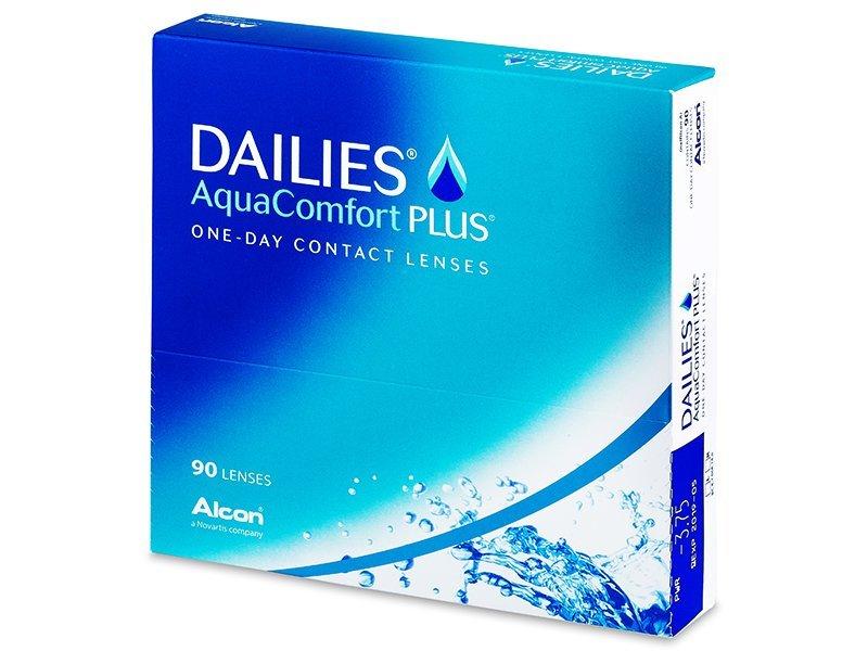 Dailies AquaComfort Plus (90lente) - Lente Ditore