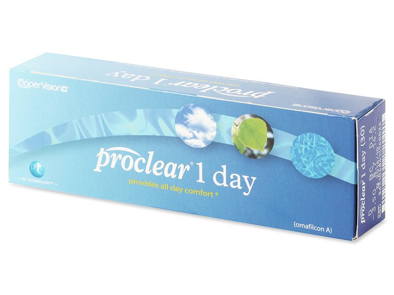 Proclear 1 Day (30 lente) - Previous design
