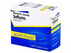 SofLens Multi-Focal (6lente) - Multifocal contact lenses