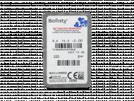 Biofinity (6lente) - Blister pack preview