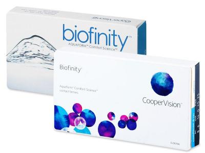 Biofinity (6lente)
