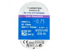 SofLens Daily Disposable (30lente) - Previous design