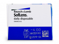 SofLens Daily Disposable (30lente) - Attributes preview