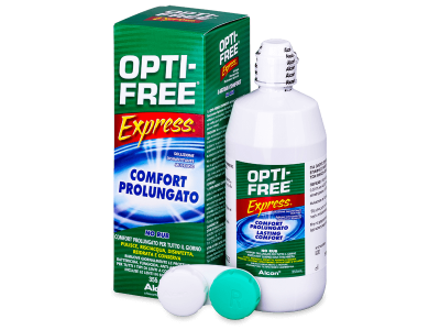 OPTI-FREE Express solucion 355ml  - Previous design