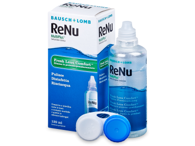 ReNu MultiPlus solucion 120 ml  - Cleaning solution