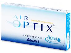 Air Optix Aqua (6lente)