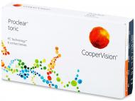 Lente kontakti Cilindrike - Proclear Toric (6lente)