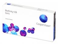 Lente kontakti Cilindrike - Biofinity XR Toric (3 lenses)