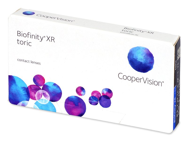 21925ccbcd897 Biofinity XR Toric (3 lenses) - Toric contact lenses