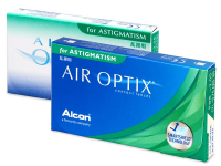 Air Optix for Astigmatism (6 lente)